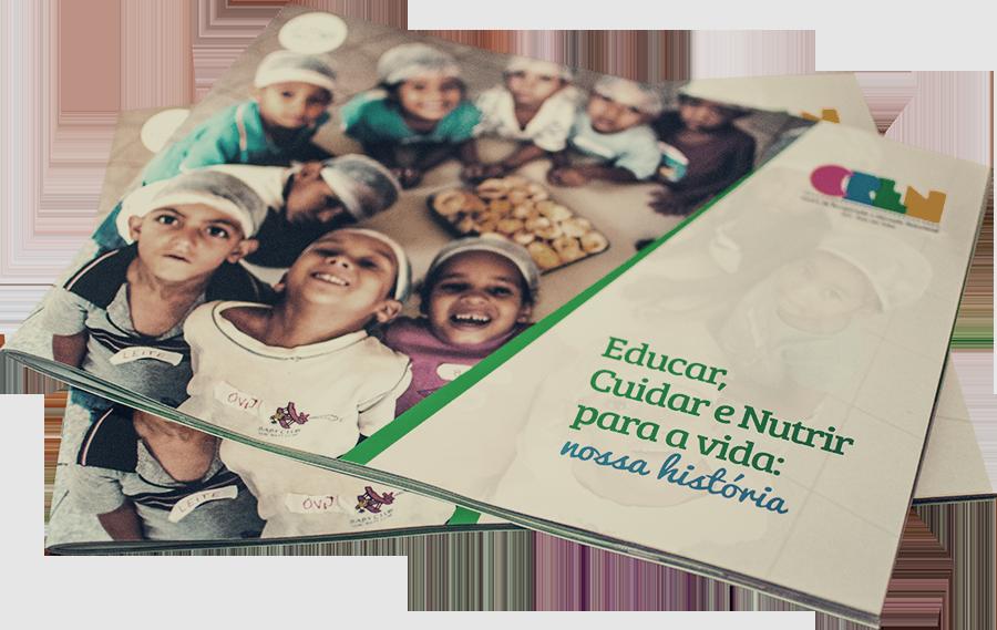 Relatório CREN | 21 Anos vencendo a desnutrição