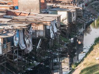 desnutrição no Brasil